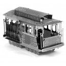 3D пазл мини - Фуникулер (железный)