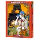 Пазл - Паризька вулиця (Castorland) 1000 ел.