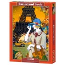 Пазл - Парижская улица (Castorland) 1000 эл.