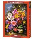 Пазл - Ваза с цветами (Castorland) 1000 эл.