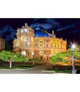 Пазл - Одеський оперний театр (Castorland) 1500 ел.