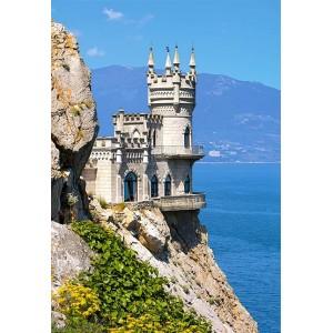 Пазл - Ласточкино гнездо, Крым (Castorland) 1500 эл.
