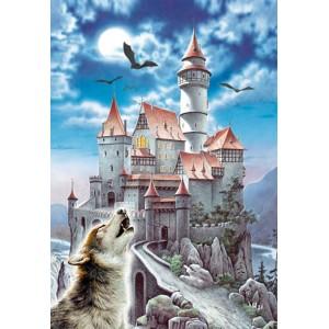 Пазл - Замок у місячному світлі (Castorland) 1000 ел.
