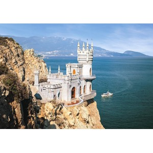Пазл - Крым, Украина(Castorland) 1000 эл.