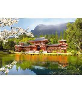 Пазл - Старый буддийский храм (Castorland) 1000 эл.