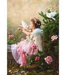 Пазл - Поцілунок ангела (Castorland) 1000 ел.