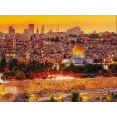 Пазл - Крыши Иерусалима ( Trefl ) 3000 эл.