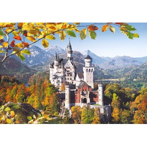Пазл - Замок Нойшванштайн, Германия (Castorland) 3000 эл.