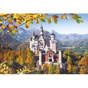 Пазл - Замок Нойшванштайн, Німеччина (Castorland) 3000 ел.