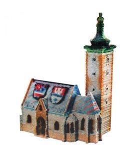 """3D пазл """"Церковь св. Марка"""" ALA-015"""