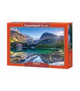 Пазл - Озеро О'Хара. Канада (Castorland) 1000 ел.
