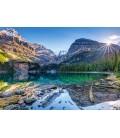 Пазл - Озеро О'Хара. Канада (Castorland) 1000 эл.