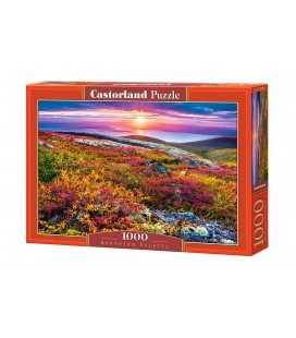 Пазл - Северная палитра (Castorland) 1000 эл.