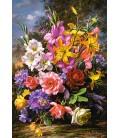 Пазл - Ваза з квітами (Castorland) 1000 ел.