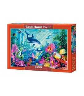 Пазл - Морские красоты  (Castorland) 1000 эл.
