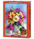Пазл - Букет квітів (Castorland) 1500 ел.
