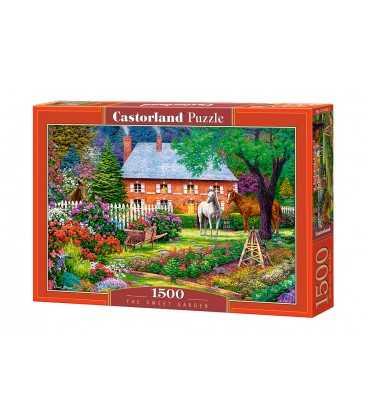 Пазл - Чудовий сад (Castorland) 1500 ел.