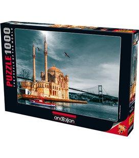 Пазл - Мечеть Ортакёй (Ностальгия) (Anatolian) 1000 эл. 3171
