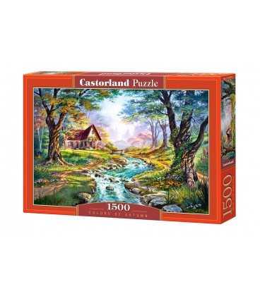 Пазл - Цвета осени (Castorland) 1500 эл.