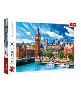"""Пазлы """"Солнечный Лондон"""", 500 элементов 37329"""