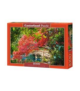 Пазл - Японский сад (Castorland) 1000 эл.