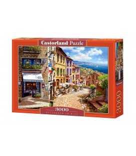 Пазл - Вечір в Ніцці (Castorland) 3000 ел.