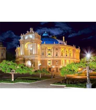 Пазл - Одеський оперний театр