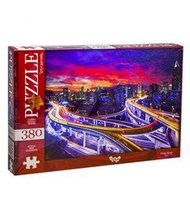 """Пазлы """"Гонконг, Китай"""", 380 эл"""
