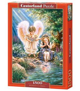 Пазл - Ангел в понедельник (Castorland) 1500 эл.
