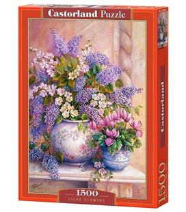 Пазл - Цветы сирени (Castorland) 1500 эл.
