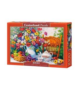 Пазл - Время для чай (Castorland) 1000 эл.