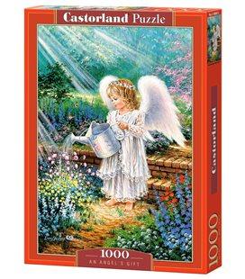 Пазл - Подарунок ангела (Castorland) 1000 eл.