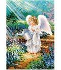 Пазл - Подарок ангела (Castorland) 1000 эл.
