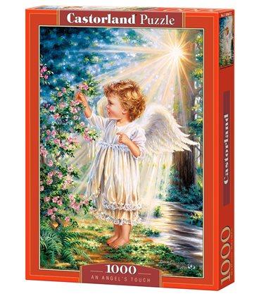 Пазл - Прикосновение ангела (Castorland) 1000 эл.