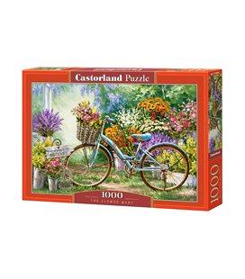 Пазл - Цветочный марш (Castorland) 1000 эл.