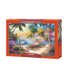 Пазл - Острів Пальм (Castorland) 1000 eл.