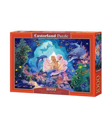 Пазл - Перлова принцеса (Castorland) 1000 eл.