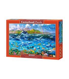 Пазл - Панорама океана (Castorland) 1000 эл.