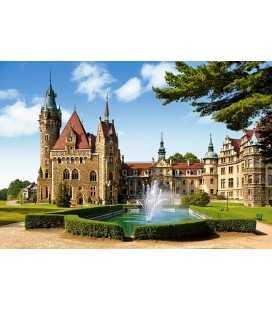 Пазл - Замок Moszna, Польща