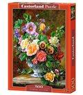 """Пазли """"Букет квітів у вазі"""", 500 елементів B-52868"""