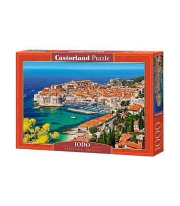 Пазл - Дубровник, Хорватія (Castorland) 1000 eл.