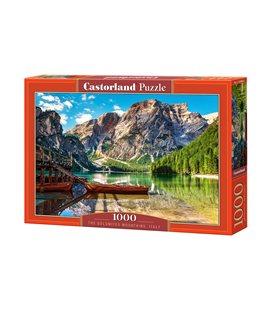 Пазл - Доломітові гори, Італія (Castorland) 1000 eл.