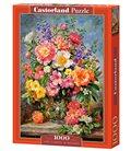 Пазл - Июнь Цветы в сиянии (Castorland) 1000 эл.