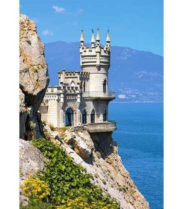 Пазл - Ластівчине гніздо, Крим
