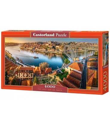Пазл - Захід у Порто (Castorland) 4000 ел.