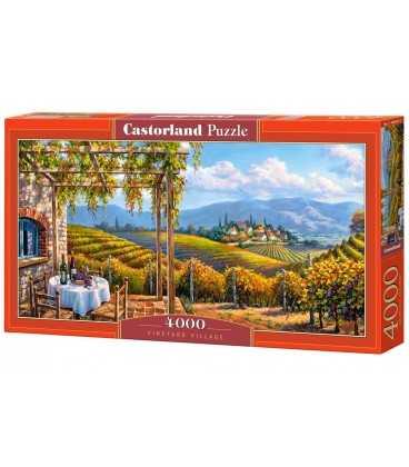 Пазл - Виноградник (Castorland) 4000 эл.