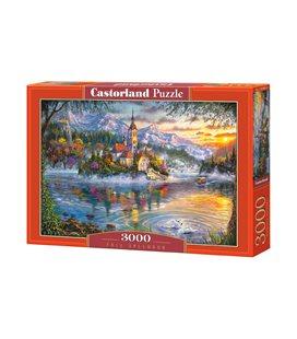 Пазл - Осеннее великолепие (Castorland) 3000 эл.