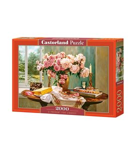 Пазл - Подарок для Линдси (Castorland) 2000 эл.
