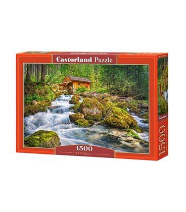 Пазл - Водяная Мельница (Castorland) 1500 эл.