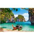 Пазл - Пхі-Пхі-Ле, Таїланд (Castorland) 1000 eл.